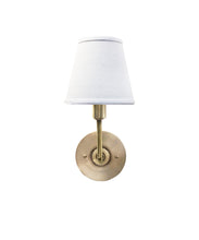 Cole Wall Sconce, Antique Brass