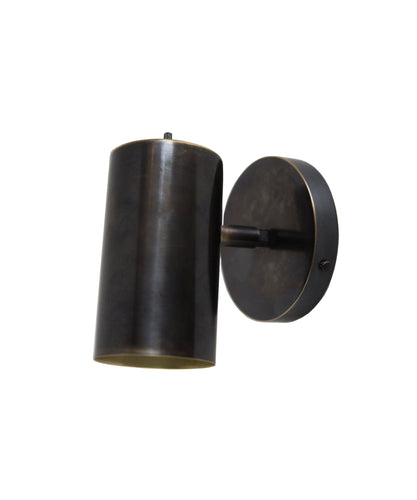 Dexter Pivoting Wall Sconce, Bronze