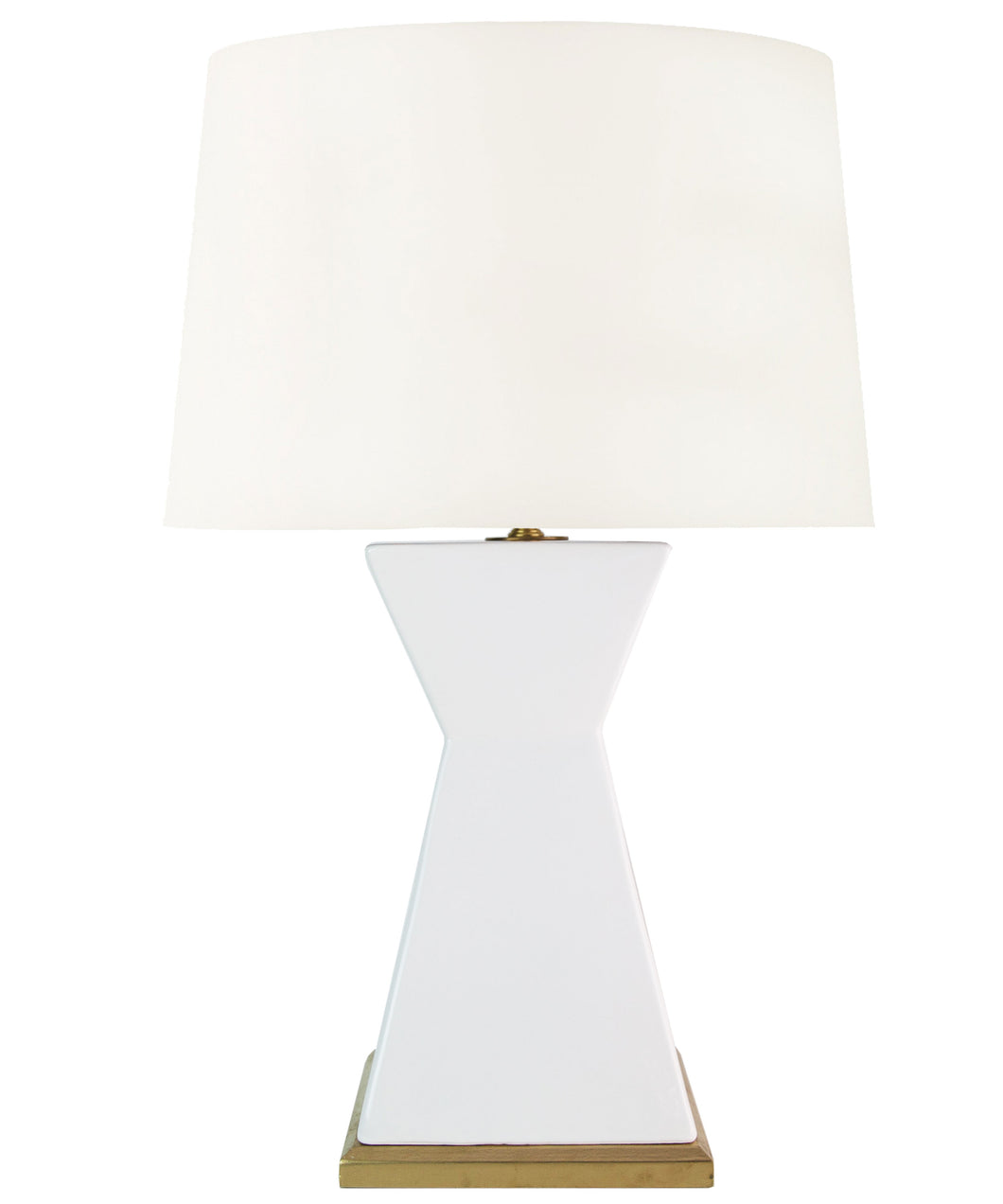 Ryder Table Lamp, White