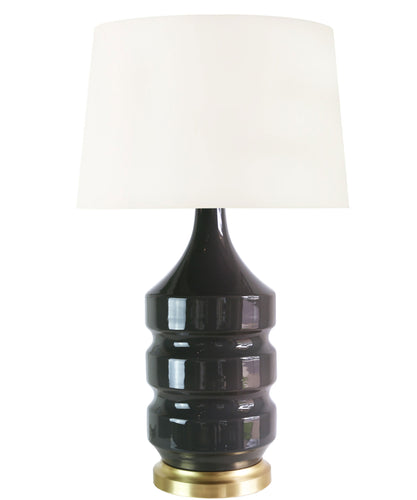 Thompson Table Lamp, Charcoal