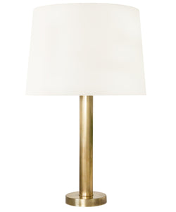 Theodore Table Lamp, Brass