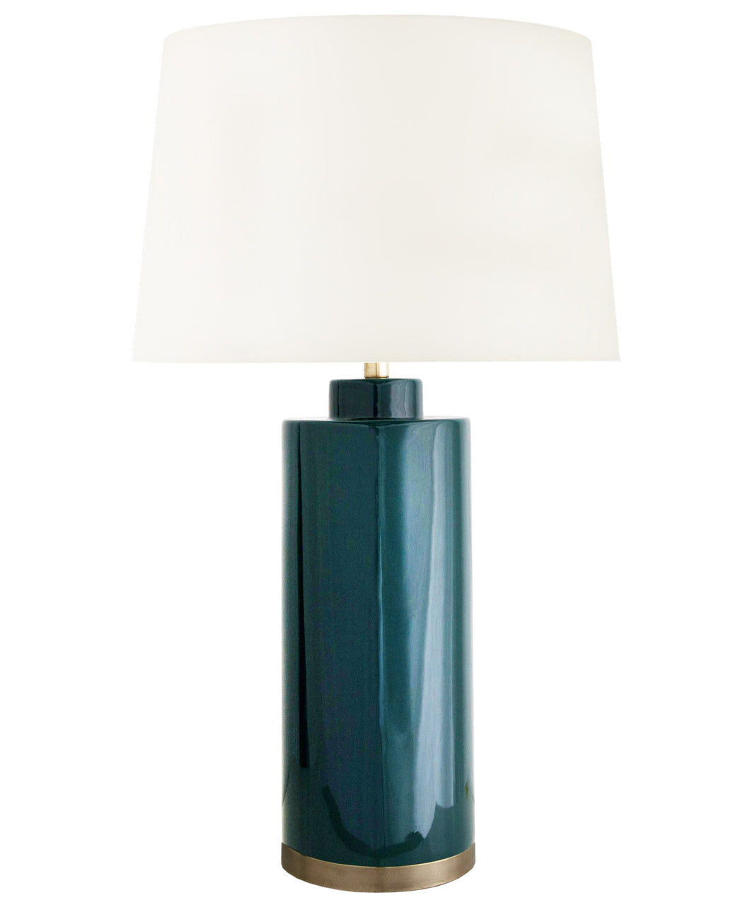 Tyler Table Lamp, Emerald