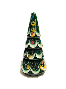 Christmas Tree Russian Doll (3 Pcs)