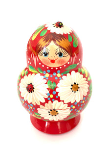 Medium Matryoshka Doll, Ruslana, 10 Pcs