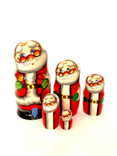 Large Santa Clause, 5 pieces