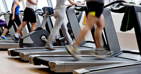 Risk to knees When Running on a Treadmill