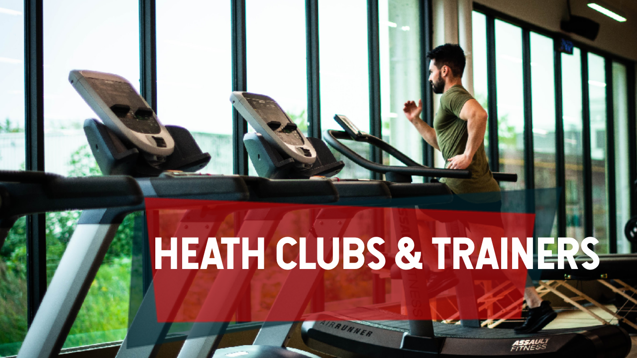 Health Clubs & Trainers