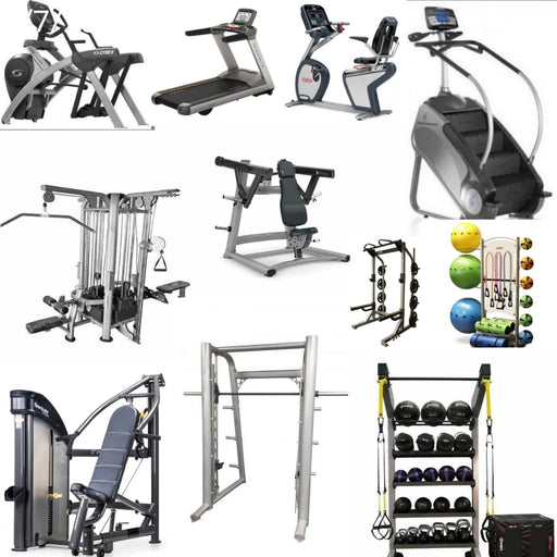 Full Gym Starter Package