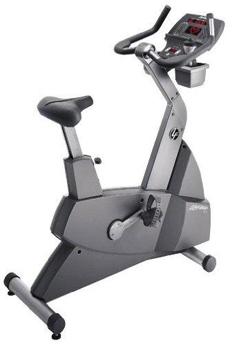 Life Fitness 95Ci Upright Bike-Bikes & Cycles-NEW AND USED GYM EQUIPMENT/ GYMS DIRECT USA