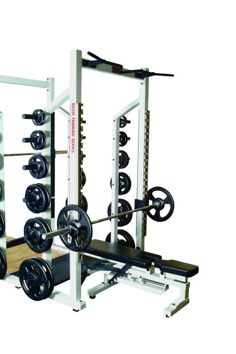 STS Double Half Rack-Racks & Benches-NEW AND USED GYM EQUIPMENT/ GYMS DIRECT USA