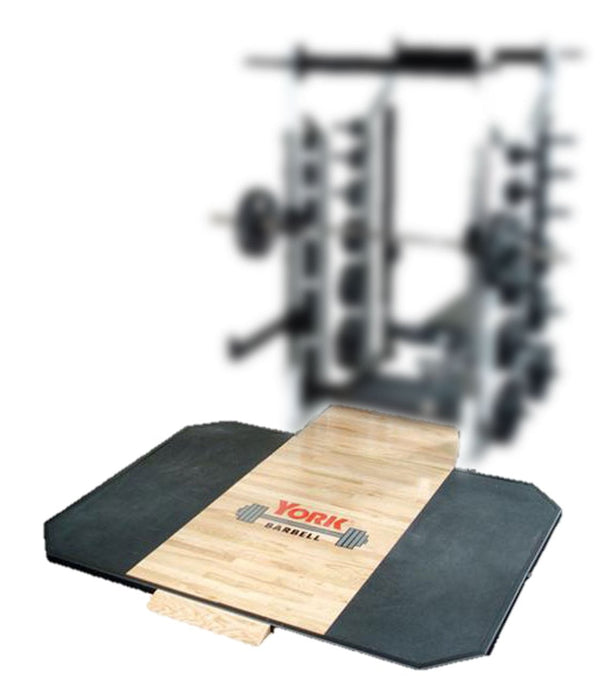 Solid Red Oak Platforms York-Functional Training-NEW AND USED GYM EQUIPMENT/ GYMS DIRECT USA