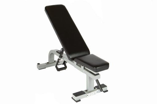 STS Flat-to-Incline Bench By York barbell-Racks & Benches-NEW AND USED GYM EQUIPMENT/ GYMS DIRECT USA