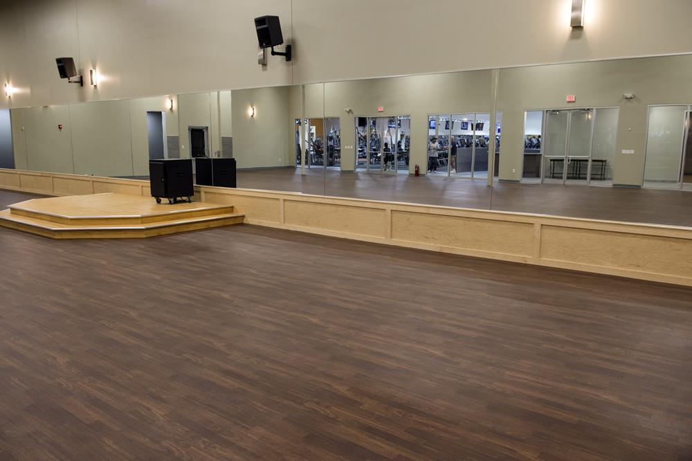 Commercial Gym Flooring & Turf
