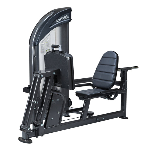 Sports Art DF201 Leg Press/Calf Extension-Selectorized Strength-NEW AND USED GYM EQUIPMENT/ GYMS DIRECT USA