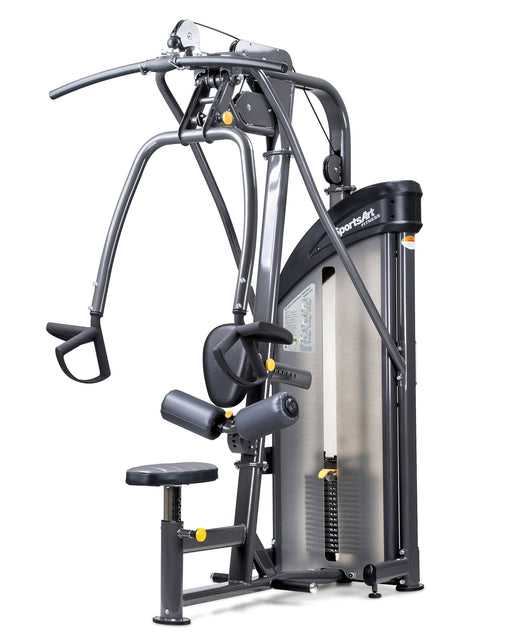 Sports Art DF203 Lat Pulldown/Mid Row-Selectorized Strength-NEW AND USED GYM EQUIPMENT/ GYMS DIRECT USA