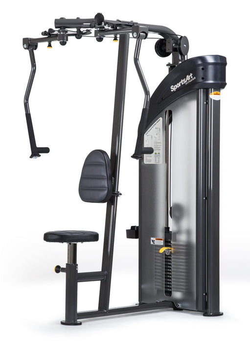 Sports Art DF204 Pec Fly/Rear Deltoid-Selectorized Strength-NEW AND USED GYM EQUIPMENT/ GYMS DIRECT USA