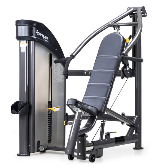 Sports Art DF208 Multi Press-Selectorized Strength-NEW AND USED GYM EQUIPMENT/ GYMS DIRECT USA