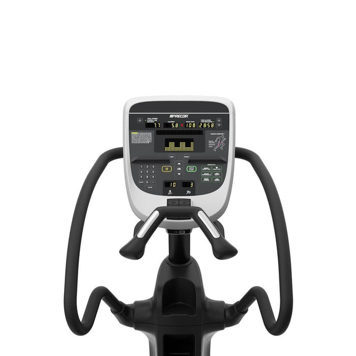 Precor EFX 833 With Converting Ramp