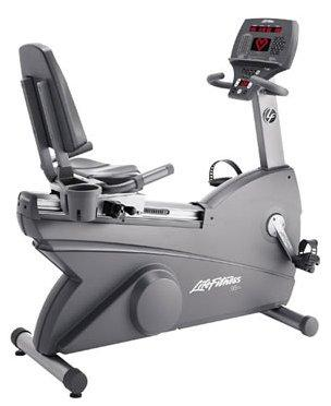 Life Fitness 95Ri Recumbent Bike-Bikes & Cycles-NEW AND USED GYM EQUIPMENT/ GYMS DIRECT USA