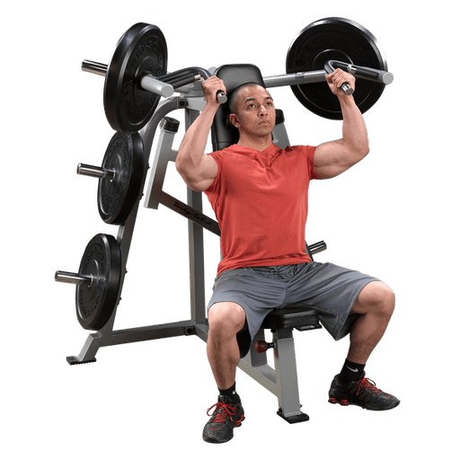 BodySolid Leverage Shoulder Press
