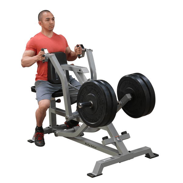 BodySolid Leverage Seated Row