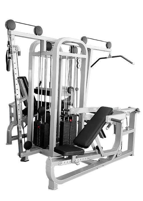 Muscle D Compact 4 Station-Functional Training-NEW AND USED GYM EQUIPMENT/ GYMS DIRECT USA