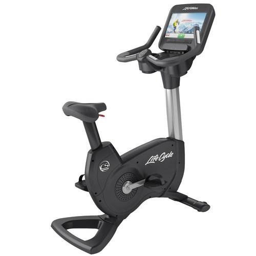 Life fitness Discover SE Upright-Bikes & Cycles-NEW AND USED GYM EQUIPMENT/ GYMS DIRECT USA
