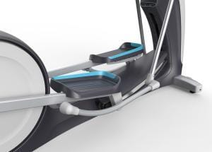 Precor EFX 835 with Converting Ramp