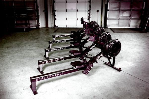 R300 Endurance Rower  by Bodysolid