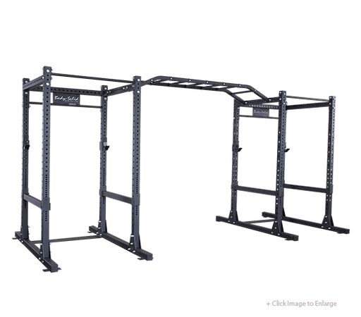 Double Power Rack By Body Solid