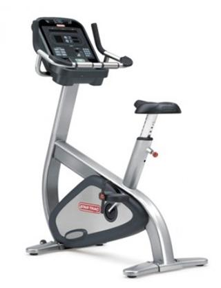 Star Trac EUB Upright BIke-Bikes & Cycles-NEW AND USED GYM EQUIPMENT/ GYMS DIRECT USA
