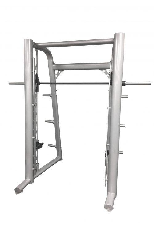Muscle D Smith Machine-Plate Loaded-NEW AND USED GYM EQUIPMENT/ GYMS DIRECT USA