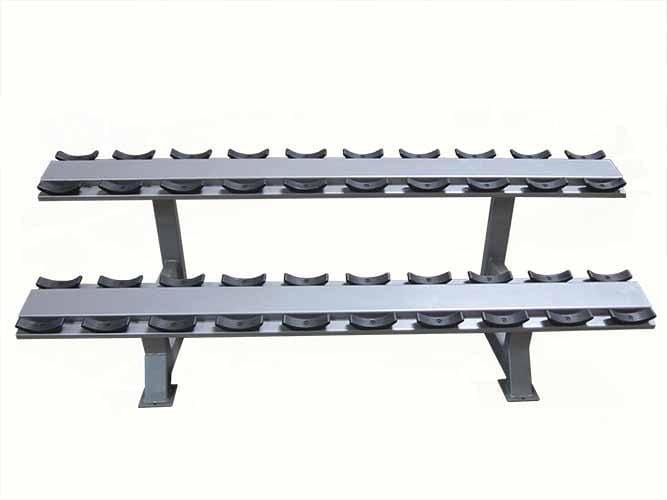 Two Tier Commercial Dumbbell Rack