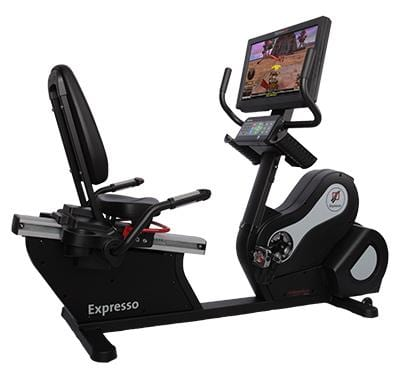 Expresso Fitness HD Recumbent Bike HDR