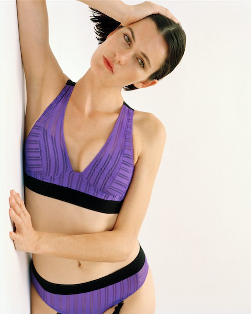 Opaak // Kate Padded Soft Bra Ultraviolet - Studio asanawa