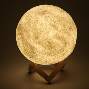 Enchanting Moon Night Lamp - Wondearthful