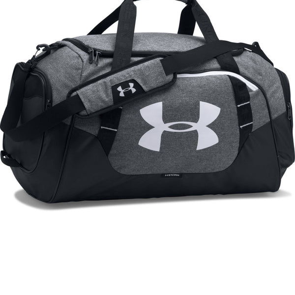 Under Armour Undeniable Duffle 3.0- Grey Marl