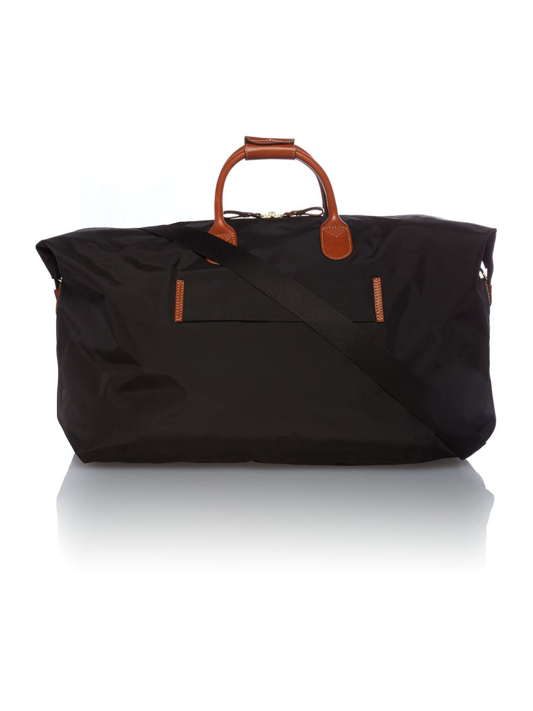 Brics X-Travel medium 2 handle holdall- Black