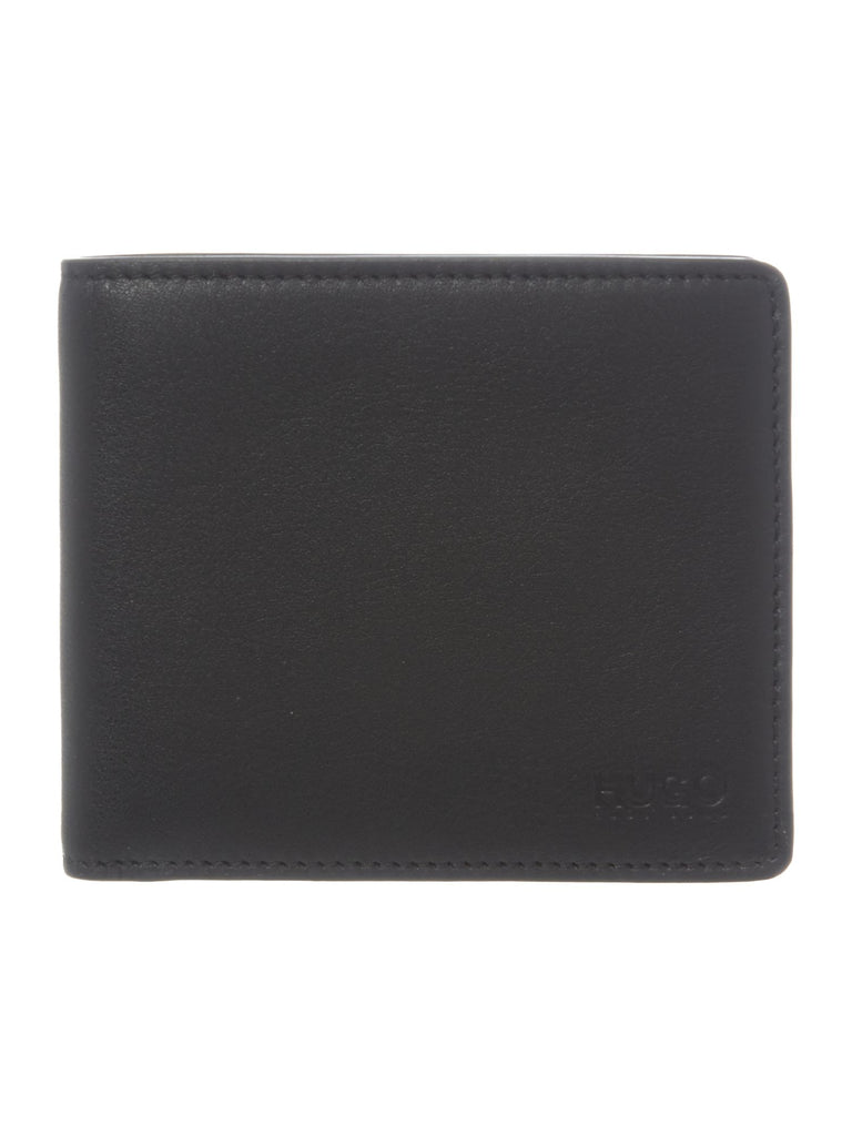 Hugo Boss Subway coin pocket wallet- Black