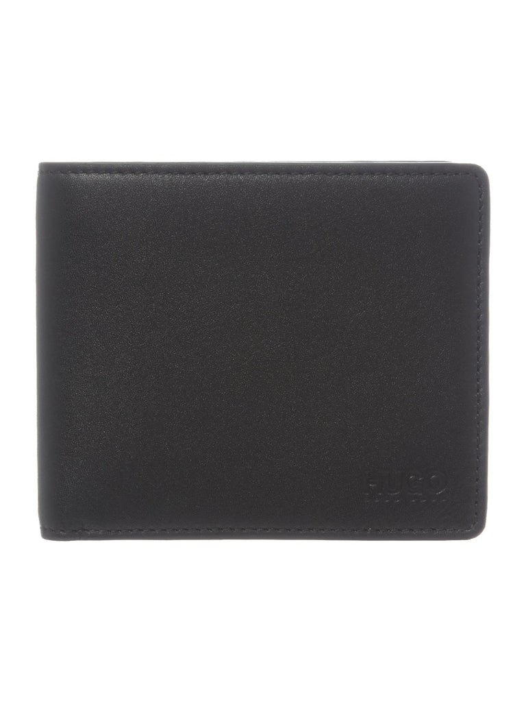 Hugo Boss Subway billfold wallet- Black