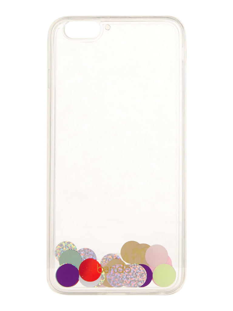 Ban.do Europop iphone 6+- floating confetti- Multi-Coloured