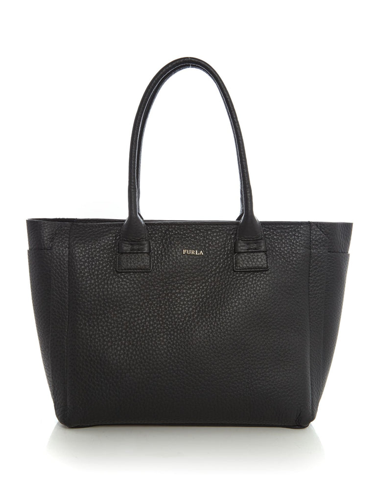 Furla Capriccio Medium Tote- Black