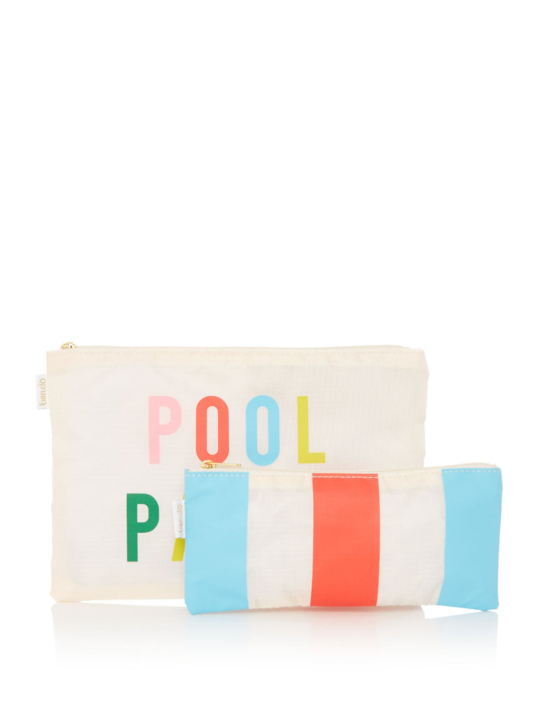 Ban.do Carry all duo pouch- Multi-Coloured