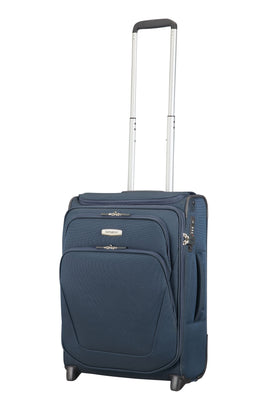 Samsonite Spark Navy 2 Wheel 55cm Upright Cabin- Blue