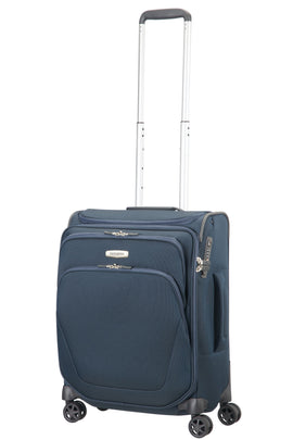 Samsonite Spark Navy 4 Wheel Cabin Spinner- Blue
