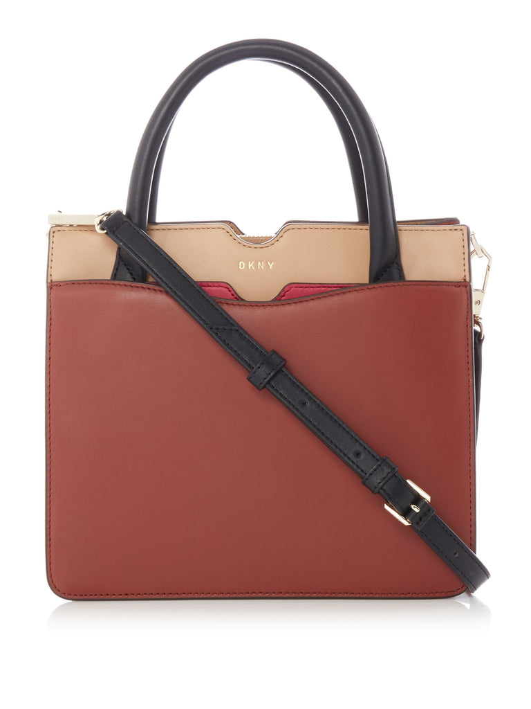 DKNY Greenwich small satchel- Red