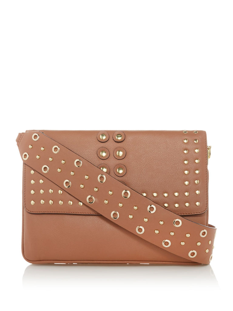 Biba Daphne crossbody bag- Tan
