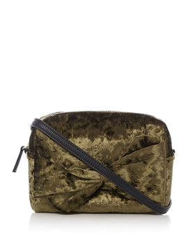 Therapy Bow crossbody- Green