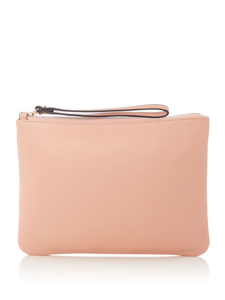 Coccinelle Buste clutch- Pink