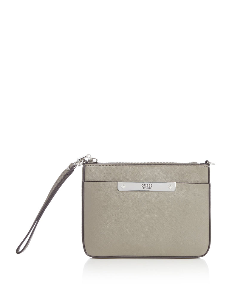 Guess Britta small crossbody bag- Grey